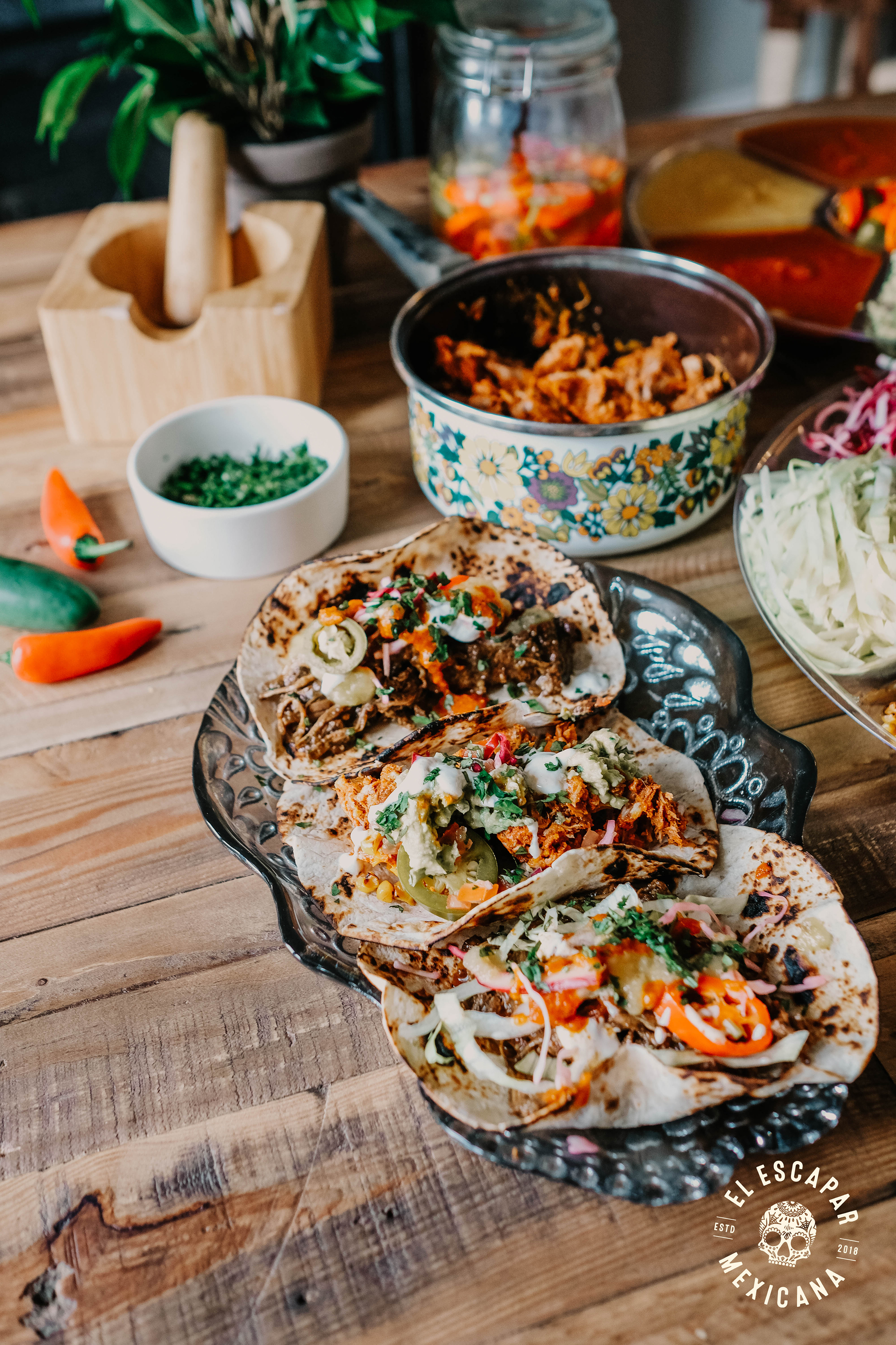 Mexican Food, Commercial Photography in Liverpool
